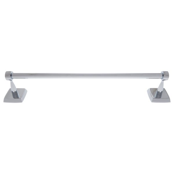Serene Towel Bar in Polished Chrome